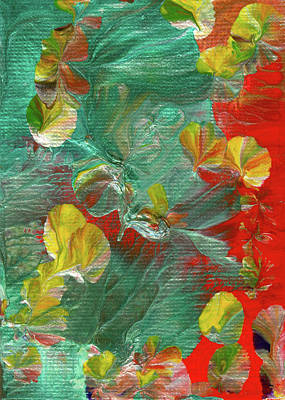Emerald Island Art Print