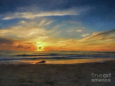 Photograph - Emerald Isle, N C by Mim White