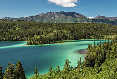 Photograph - Emerald Lake by Ed Clark