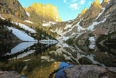Photograph - Emerald Lake by Sean Allen