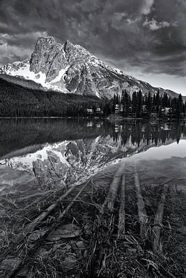 Photograph - Emerald Lake by Tasty Mountain Goodness