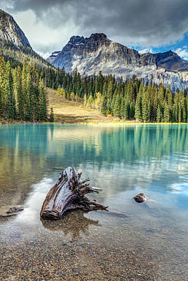 Photograph - Emerald Reflection by Pierre Leclerc Photography