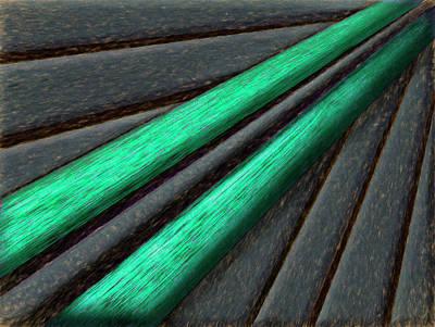 Photograph - Emerald Sole by Paul Wear
