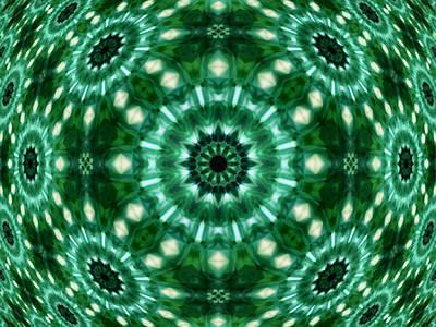 Emerald  Print by Thomas  MacPherson Jr