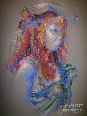 Emerald Art Print by Tina Siddiqui