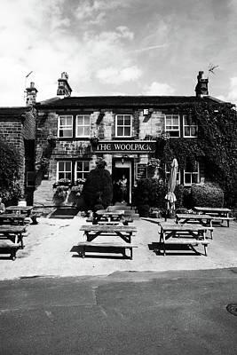 Photograph - Emerdale Inn by Jez C Self