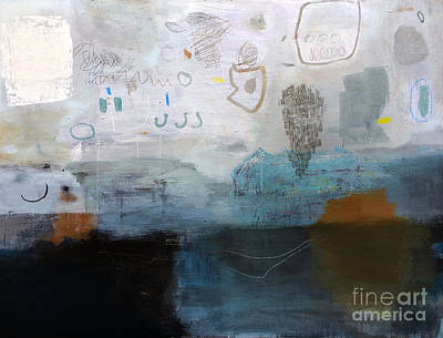 Mixed Media - Emergence by Diane Desrochers
