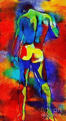Painting - Emergence by Helena Wierzbicki