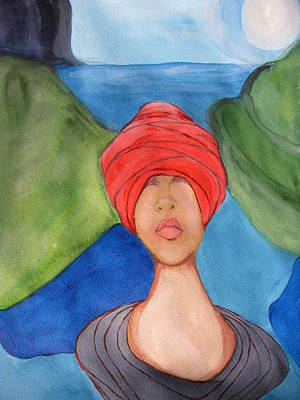 Emergence Art Print by Lindie Racz