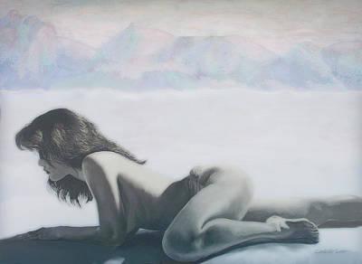 Painting - Emergence Six by JoAnne Castelli-Castor