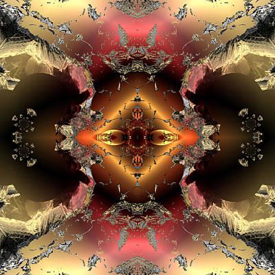Algorithmic Digital Art - Emergence Versus Containment by Claude McCoy