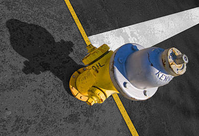 Crosswalk Photograph - Emergency Use Only by Paul Wear