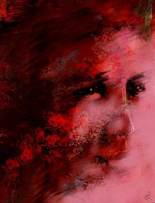 Digital Art - Emerging by Jim Vance