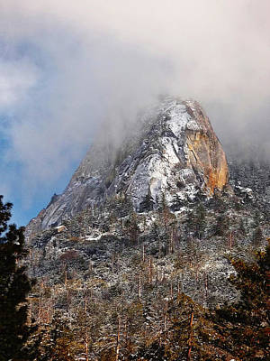 Photograph - Emerging Peak - Idyllwild by Glenn McCarthy Art and Photography