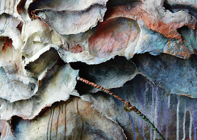 Mixed Media - Emerging by Pic Michel
