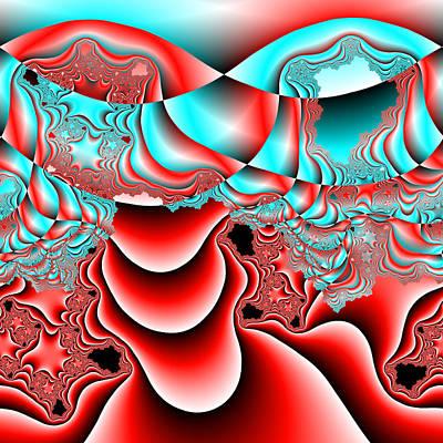 Digital Art - Emissister by Andrew Kotlinski