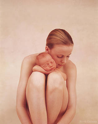 Mother And Child Wall Art - Photograph - Emma And Matthew by Anne Geddes