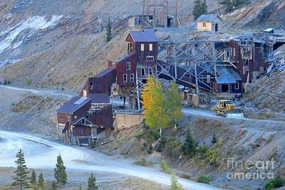 Photograph - Emma Mine by Frank Townsley