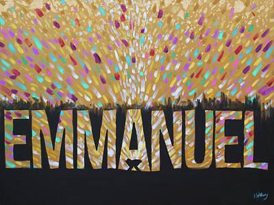 Emmanuel, God With Us Original