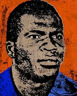 Haitian Painting - Emmanuel Sanon by Otis Porritt