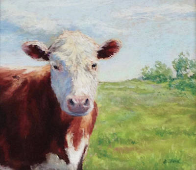Painting - Emmett by Vikki Bouffard