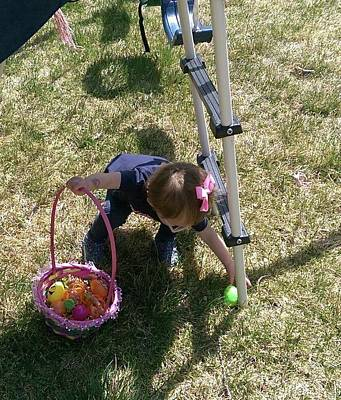 Photograph - Emmy Easter 1 2017 by Ernie Echols