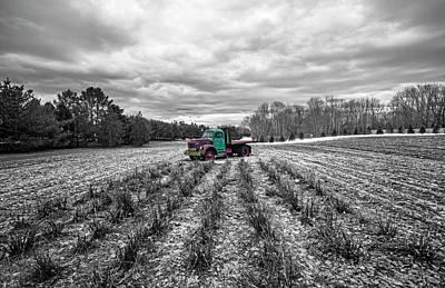 Photograph - Emo Reo Farm Truck by Robert Seifert