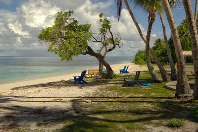Photograph - Emon Beach by Byron Fair