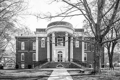 Special Occasion Photograph - Emory And Henry College Byars Hall by University Icons