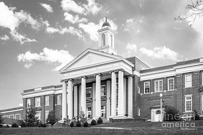 Special Occasion Photograph - Emory And Henry College Wiley Hall by University Icons