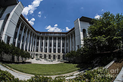 Photograph - Emory University Goizueta School Of Business by David Bearden
