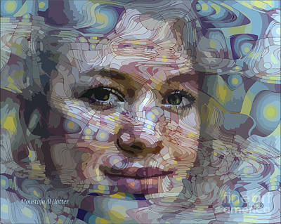 Digital Art - Perfect Emotions  by Moustafa Al Hatter