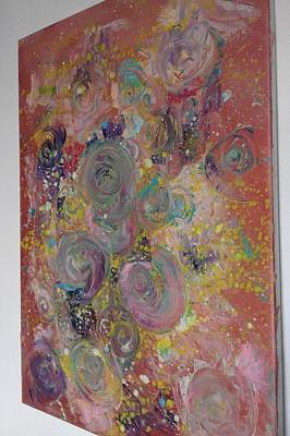 Painting - ''emotion 2'' by Asia Dzhibirova