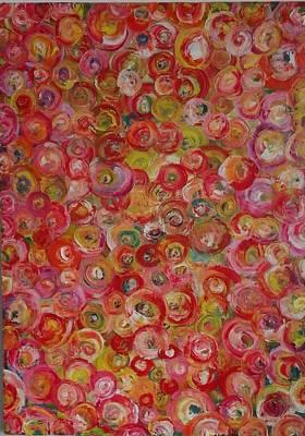 Painting - ''emotion 4'' by Asia Dzhibirova