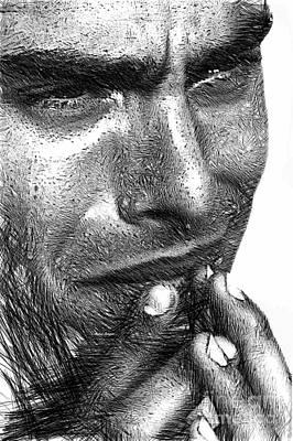 Digital Art - Emotions by Rafael Salazar