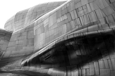 Emp Photograph - Emp - Black And White 3 by Pelo Blanco Photo