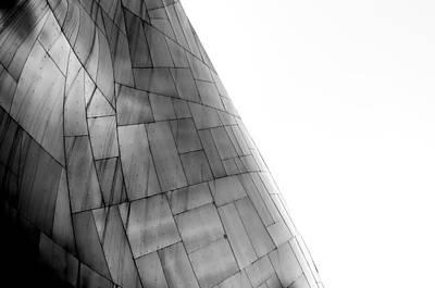 Emp Photograph - Emp - Black And White 4 by Pelo Blanco Photo