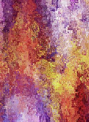 Digital Art - Empathy Abstract by Georgiana Romanovna