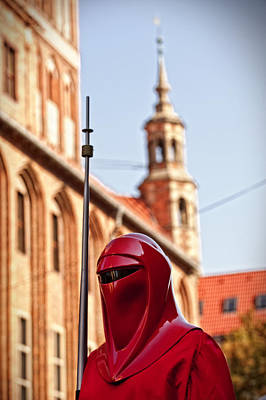 Photograph - Emperor's Royal Guard by Waldek Dabrowski