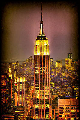 Photograph - Empire Light by Chris Lord