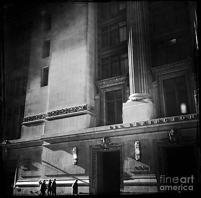 Photograph - Empire - New York Late Afternoon by Miriam Danar