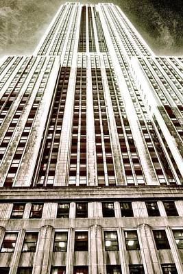 Photograph - Empire State Building by Joan Reese
