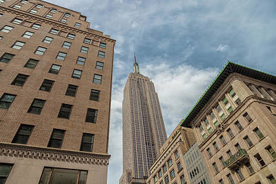 Garden Fruits - Empire State Building by Jonathan Nguyen