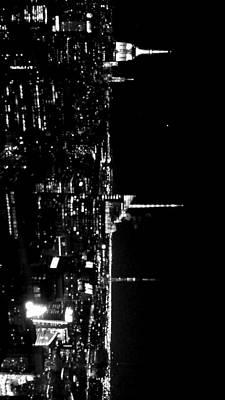 New York City Skyline Photograph - Empire State Of Mind  by Namaya Navaratnarajah