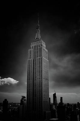 Photograph - Empire State by Rick Berk