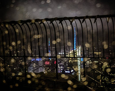 Empire State Photograph - Empire View by Martin Newman