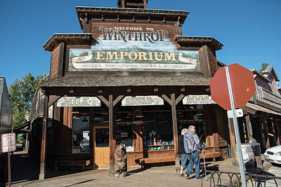 Photograph - Emporium by Tom Cochran