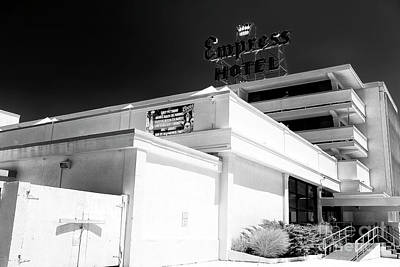 Photograph - Empress Hotel by John Rizzuto