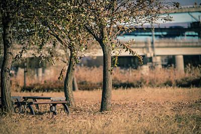 Photograph - Emptiness by Hyuntae Kim