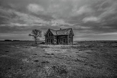 Photograph - Empty  by Aaron J Groen